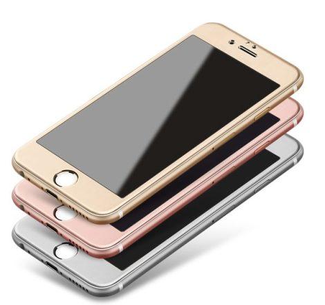 Samsung Galaxy Galaxy A5 2017 3D üvegfólia, fekete
