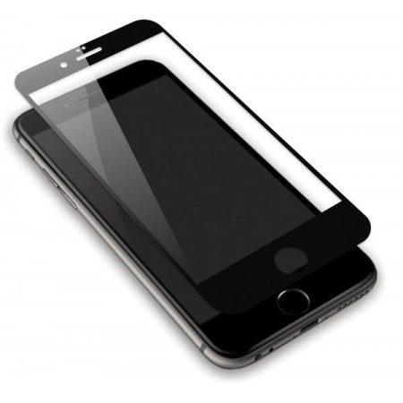 Iphone 6/6S 3D üvegfólia, Fekete