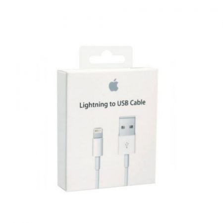 Apple Lightning gyári adatkábel 8pin (MD818ZM/A), 1m