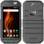 Caterpillar S31 16GB Dual SIM, fekete, Kártyafüggetlen, Gyártói garancia