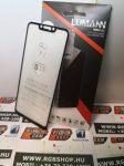 Huawei Mate 20 Lite 3D üvegfólia, Fekete