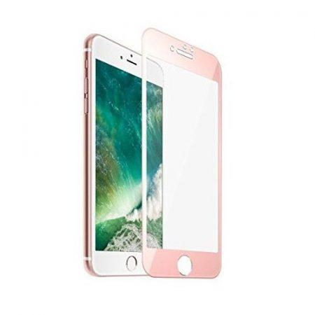 Iphone 7 Plus 3D üvegfólia, Rosegold