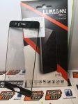 Huawei P10 Plus 3D üvegfólia, Fullscreen, fekete