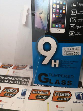 Huawei Y6 2017 üvegfólia
