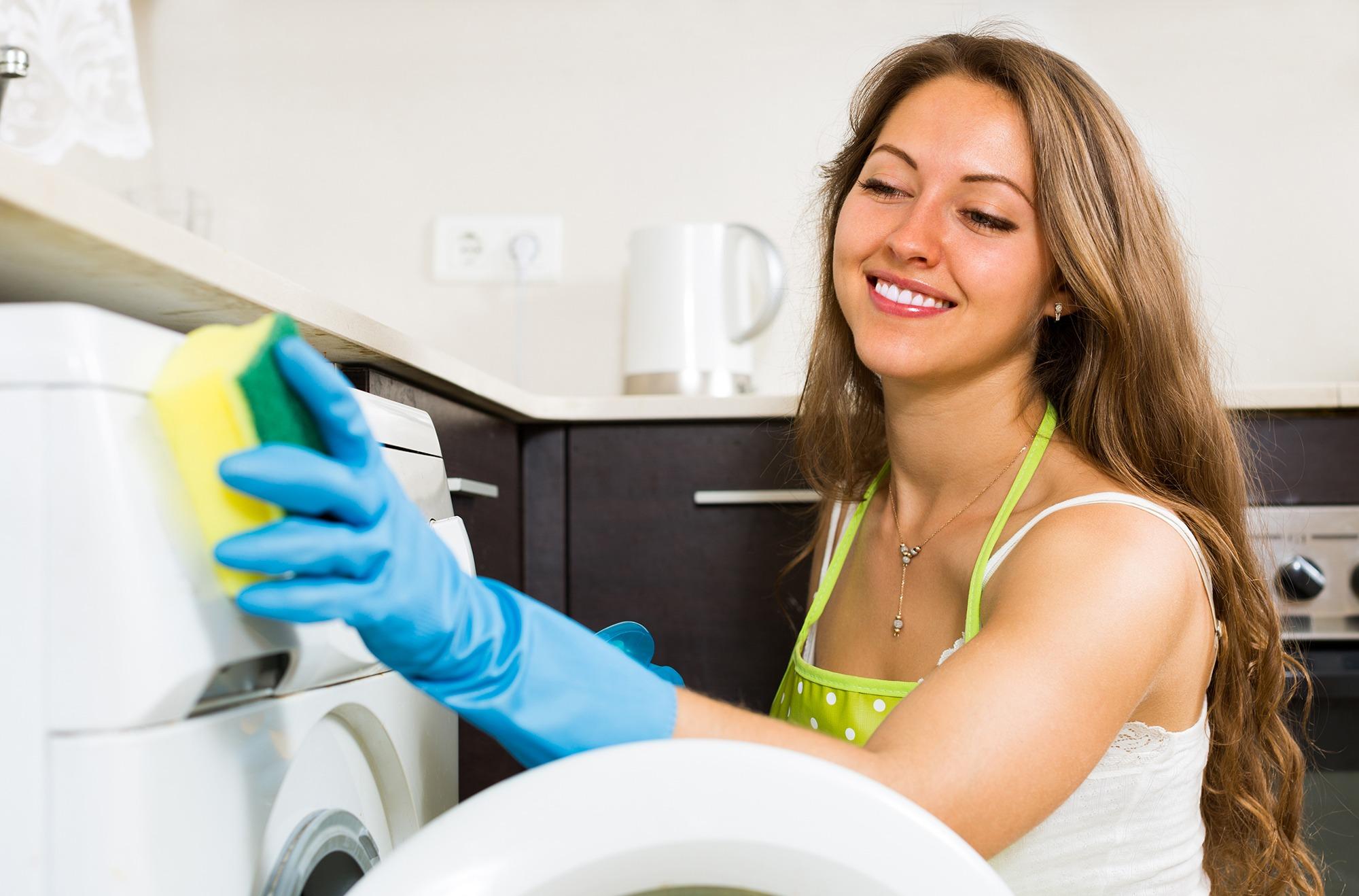 Így szabadulj meg a vízkőtől és a penésztől a mosógépben